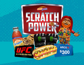 UFC Gear, Snacks, and Monsters. Oh, My!!!