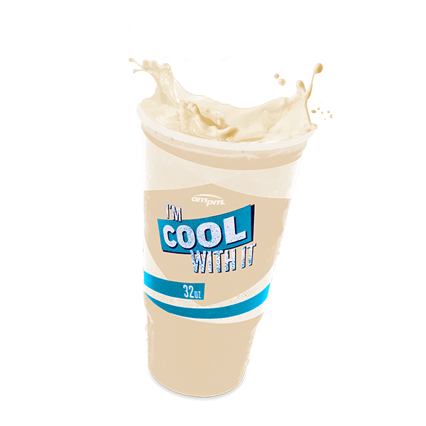 Image of a thirty-two-ounce horchata.
