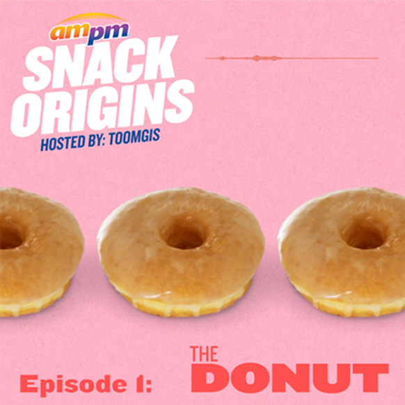 Image of Snack Origin EPISODE 1: THE DONUT