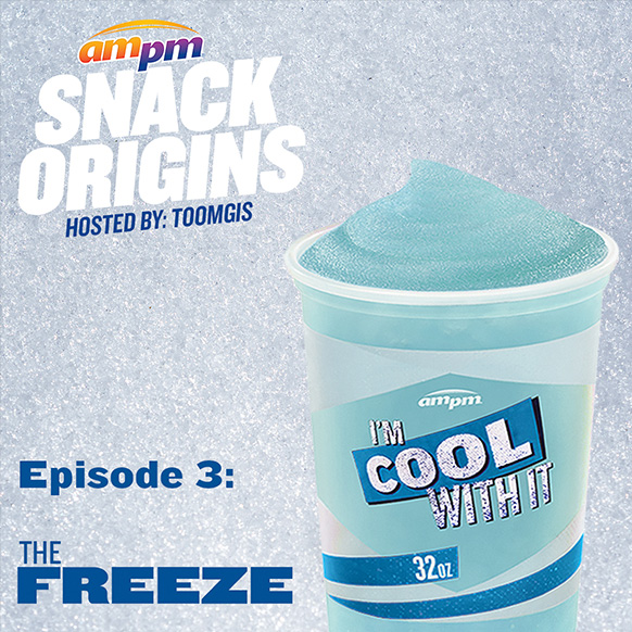 Image of Snack Origin EPISODE 3: THE FREEZE