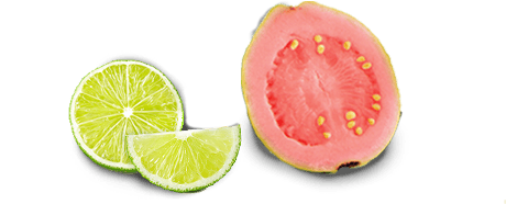 guava and lime
